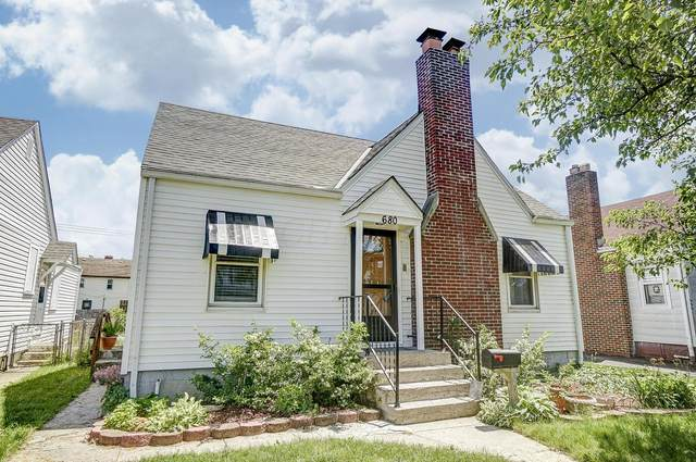 680 S Hague Avenue, Columbus, OH 43204 (MLS #220016750) :: The Holden Agency