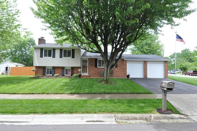 2225 Drumlin Drive, Grove City, OH 43123 (MLS #220016753) :: Berkshire Hathaway HomeServices Crager Tobin Real Estate
