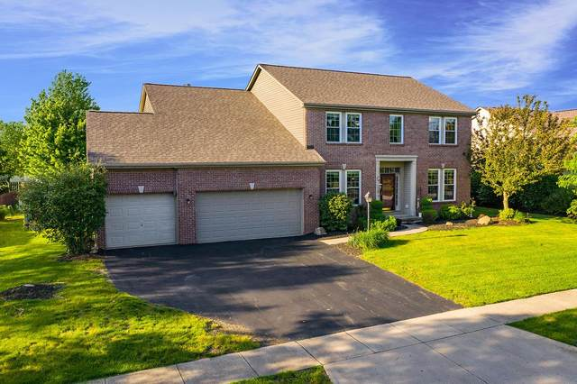7729 Kentonhurst Court, Westerville, OH 43082 (MLS #220016754) :: ERA Real Solutions Realty
