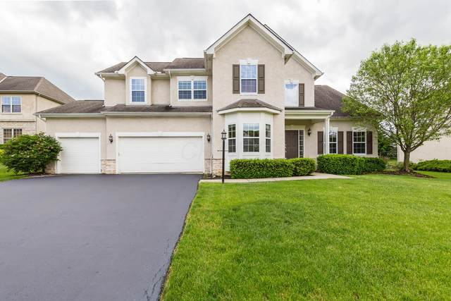 5414 Anacala Court, Westerville, OH 43082 (MLS #220016761) :: ERA Real Solutions Realty