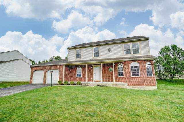 152 Knights Bridge Drive E, Pickerington, OH 43147 (MLS #220016762) :: Berkshire Hathaway HomeServices Crager Tobin Real Estate