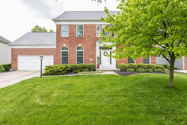 4618 Carrington Way, Hilliard, OH 43026 (MLS #220016763) :: Exp Realty