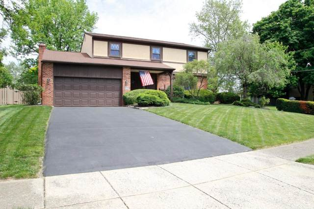 1258 Denbigh Drive, Columbus, OH 43220 (MLS #220016786) :: The Holden Agency