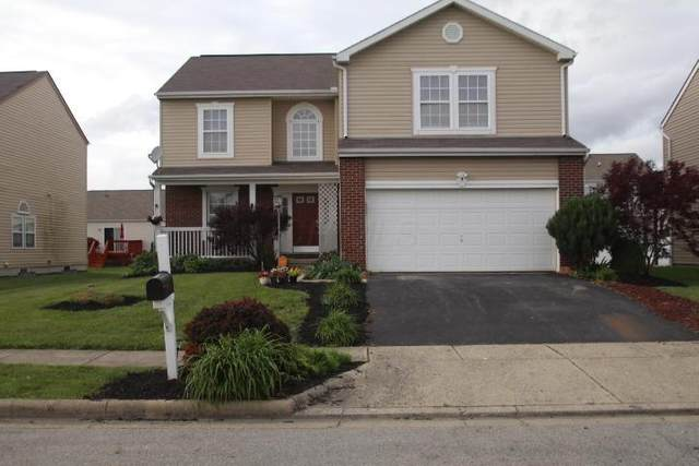 6940 Storm Boat Lane, Canal Winchester, OH 43110 (MLS #220016790) :: Berkshire Hathaway HomeServices Crager Tobin Real Estate
