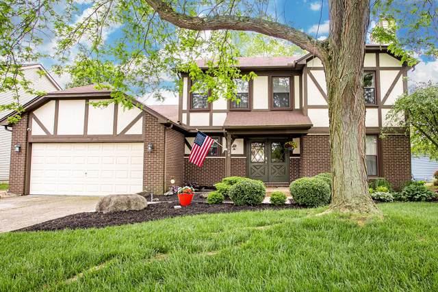 1134 Crestview Street, Reynoldsburg, OH 43068 (MLS #220016827) :: ERA Real Solutions Realty
