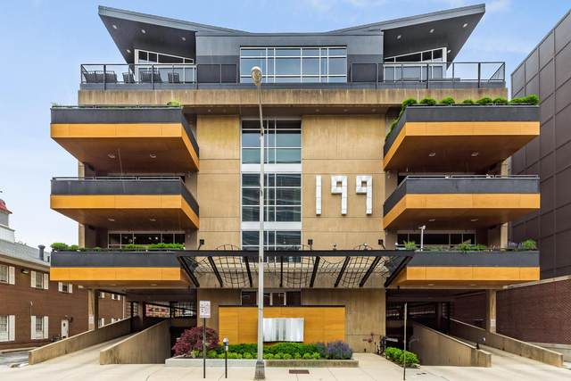 199 S 5th Street #306, Columbus, OH 43215 (MLS #220016845) :: Shannon Grimm & Partners Team