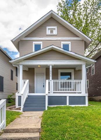 854 E Whittier Street, Columbus, OH 43206 (MLS #220016846) :: Signature Real Estate