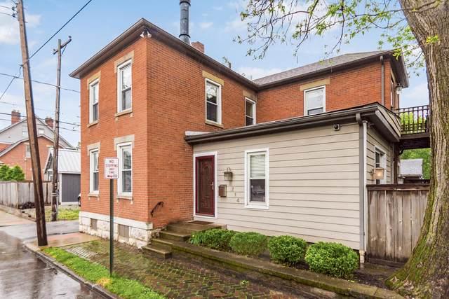 1214 Jaeger Street, Columbus, OH 43206 (MLS #220016855) :: Signature Real Estate