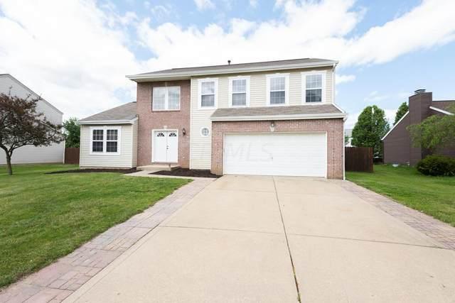 351 Bauer Street, Pataskala, OH 43062 (MLS #220016857) :: Signature Real Estate