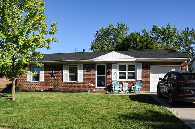 745 Brookdale Drive, West Jefferson, OH 43162 (MLS #220016878) :: ERA Real Solutions Realty