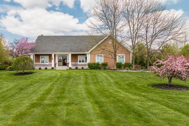 4420 Clark-Shaw Road, Powell, OH 43065 (MLS #220016886) :: The Raines Group