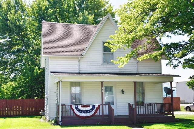 96 S Mill Street, Milford Center, OH 43045 (MLS #220016892) :: CARLETON REALTY