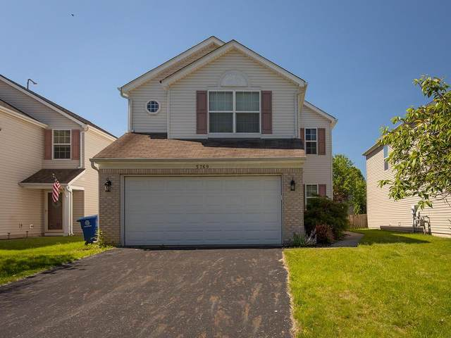 5769 Coldcreek Drive, Hilliard, OH 43026 (MLS #220016991) :: ERA Real Solutions Realty