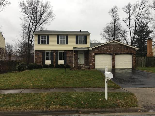 54 Whipple Place, Westerville, OH 43081 (MLS #220016995) :: The Clark Group @ ERA Real Solutions Realty