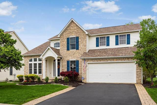 7540 Scioto Parkway, Powell, OH 43065 (MLS #220017026) :: Berkshire Hathaway HomeServices Crager Tobin Real Estate