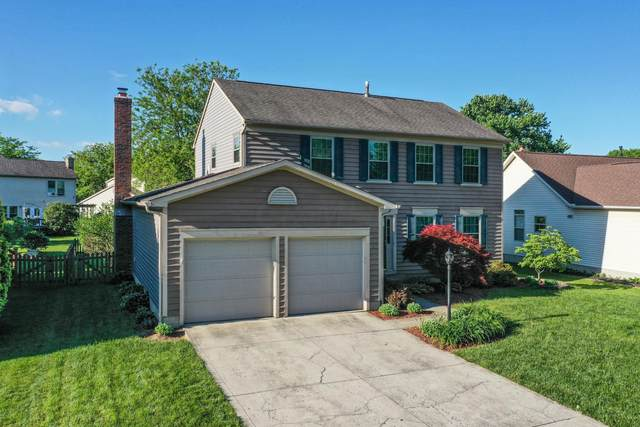 5707 Rosecliff Drive, Hilliard, OH 43026 (MLS #220017034) :: ERA Real Solutions Realty