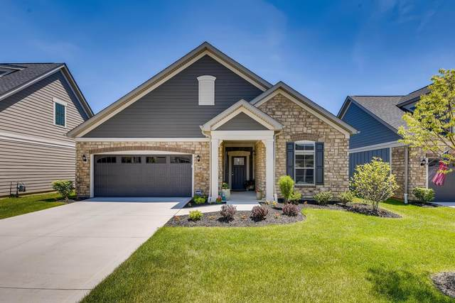 7349 Sunrise Way, Delaware, OH 43015 (MLS #220017064) :: The Clark Group @ ERA Real Solutions Realty