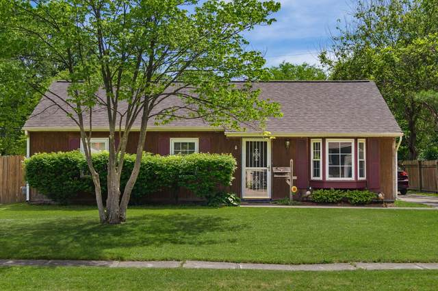 327 Amesbury Drive, Gahanna, OH 43230 (MLS #220017125) :: RE/MAX ONE