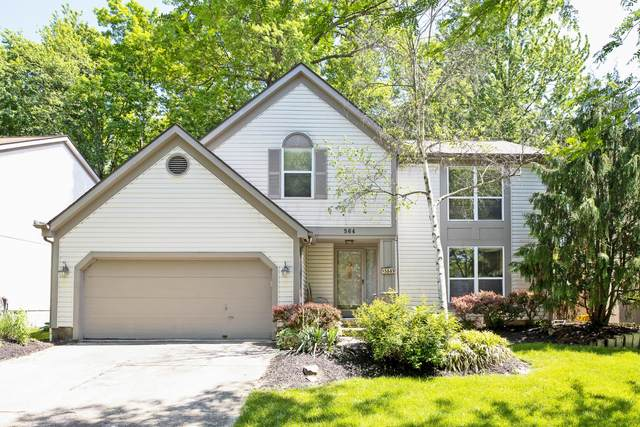 564 Thistle Avenue, Columbus, OH 43230 (MLS #220017133) :: The Holden Agency