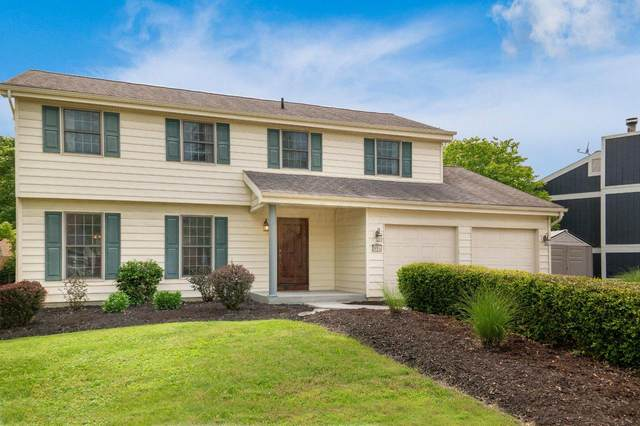 995 Timberbank Drive, Westerville, OH 43081 (MLS #220017139) :: RE/MAX ONE
