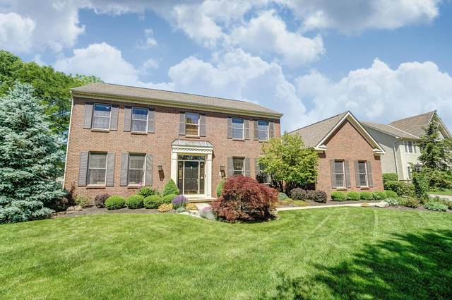 6404 Meadow Glen Drive N, Westerville, OH 43082 (MLS #220017141) :: ERA Real Solutions Realty
