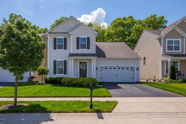 5991 Bricklin Street, Westerville, OH 43081 (MLS #220017186) :: Core Ohio Realty Advisors