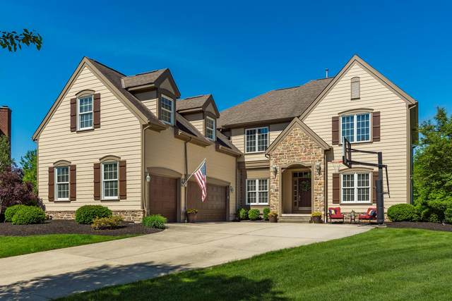 7104 Robertson Court, Dublin, OH 43017 (MLS #220017188) :: Berkshire Hathaway HomeServices Crager Tobin Real Estate