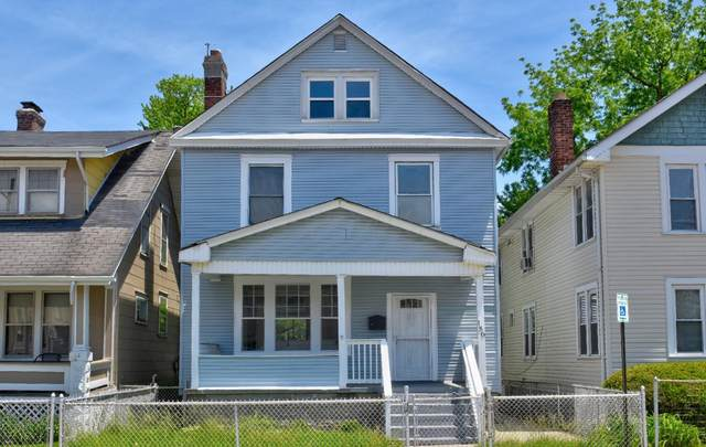 150 Brehl Avenue, Columbus, OH 43222 (MLS #220017224) :: The Holden Agency