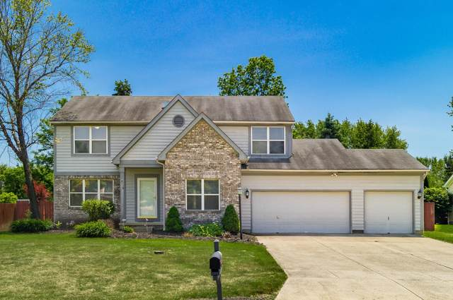 6488 Ridge Lake Court, Westerville, OH 43082 (MLS #220017232) :: ERA Real Solutions Realty
