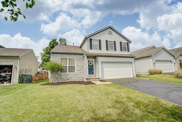8472 Arlen Drive, Blacklick, OH 43004 (MLS #220017236) :: ERA Real Solutions Realty
