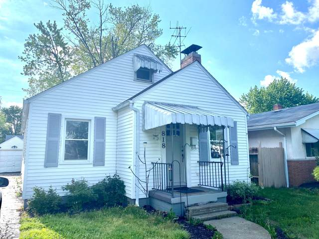 818 S Hague Avenue, Columbus, OH 43204 (MLS #220017256) :: ERA Real Solutions Realty