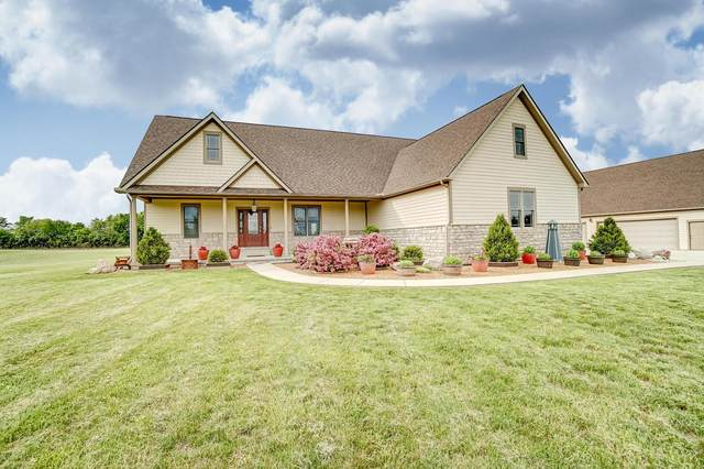 9280 Alkire Road, Grove City, OH 43123 (MLS #220017274) :: The Raines Group