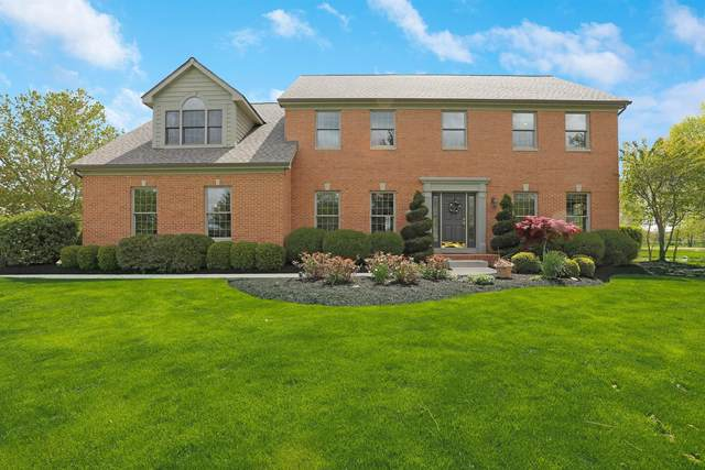 5833 Heron Court, Westerville, OH 43082 (MLS #220017300) :: The Holden Agency