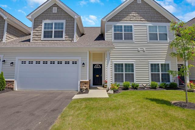 4741 Newport Loop W, Grove City, OH 43123 (MLS #220017328) :: The Raines Group