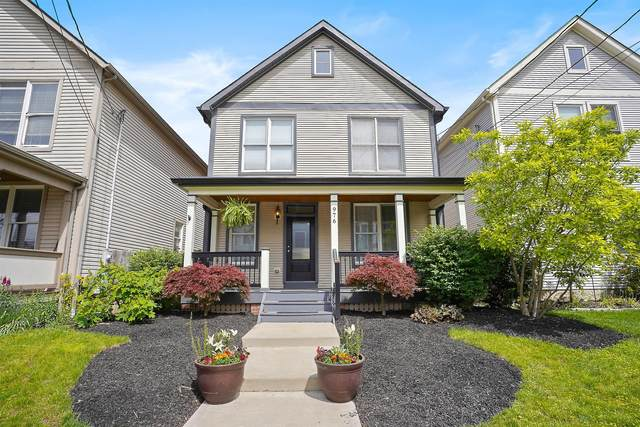 976 N 6th Street, Columbus, OH 43201 (MLS #220017337) :: RE/MAX ONE