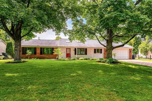 3845 Hillview Drive, Upper Arlington, OH 43220 (MLS #220017353) :: Susanne Casey & Associates