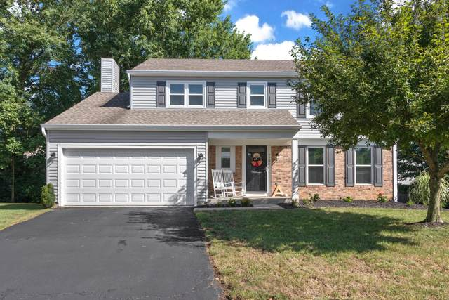 7786 Hathaway Park Court, Dublin, OH 43016 (MLS #220017368) :: Keller Williams Excel