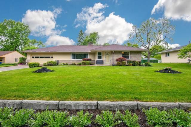 4291 Fairoaks Drive, Columbus, OH 43214 (MLS #220017424) :: Berkshire Hathaway HomeServices Crager Tobin Real Estate