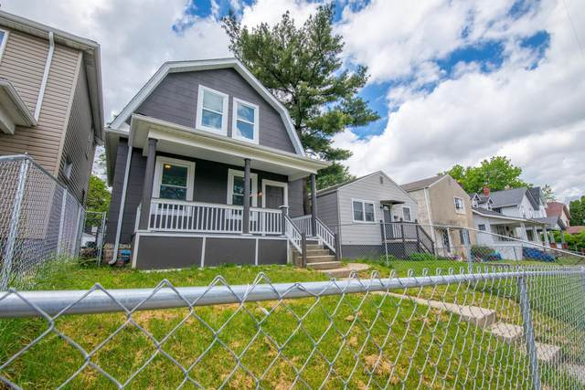 319 Brehl Avenue, Columbus, OH 43222 (MLS #220017450) :: The Holden Agency