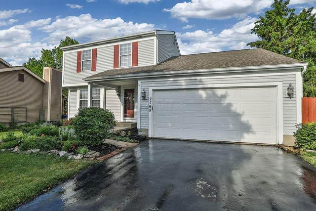 2768 Shelton Circle, Hilliard, OH 43026 (MLS #220017505) :: RE/MAX ONE