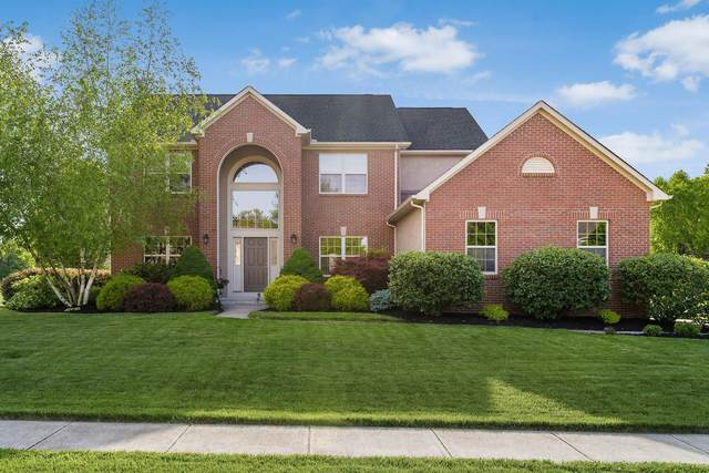2436 Ratcliff Court, Lewis Center, OH 43035 (MLS #220017544) :: Sam Miller Team