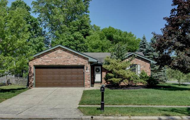 4330 Plymouth Rock Court, Columbus, OH 43230 (MLS #220017555) :: The Clark Group @ ERA Real Solutions Realty