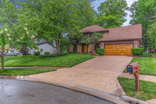 72 Spring Creek Drive, Westerville, OH 43081 (MLS #220017560) :: The Clark Group @ ERA Real Solutions Realty