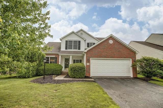 7257 Trillium Drive, Lewis Center, OH 43035 (MLS #220017561) :: Sam Miller Team