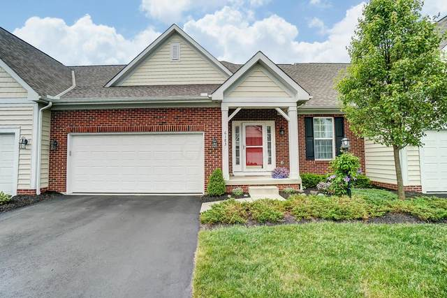 6183 Rays Way #25, Hilliard, OH 43026 (MLS #220017569) :: RE/MAX ONE