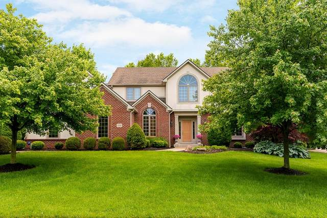 6261 Muirloch Court S, Dublin, OH 43017 (MLS #220017589) :: The Clark Group @ ERA Real Solutions Realty