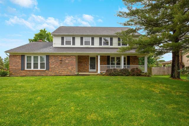 10045 Hounsdale Drive, Pickerington, OH 43147 (MLS #220017598) :: Huston Home Team