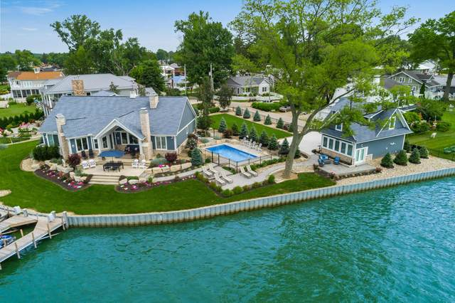 261 Lakeview Drive, Buckeye Lake, OH 43008 (MLS #220017608) :: The Raines Group