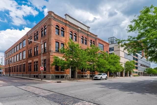 570 S Front Street #103, Columbus, OH 43215 (MLS #220017639) :: Keller Williams Excel