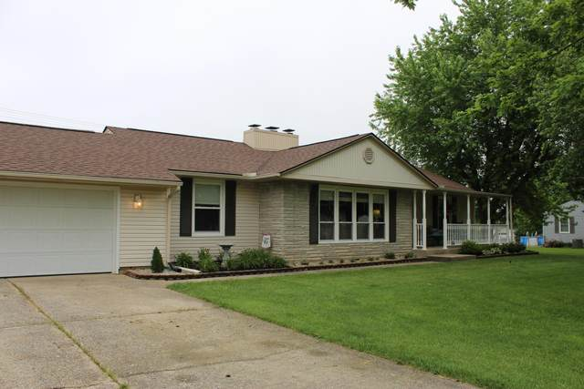 350 Monticello Street, Circleville, OH 43113 (MLS #220017645) :: The Holden Agency